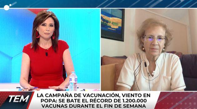 Margarita del Val, en 'Todo es