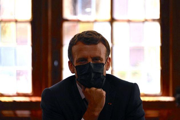 Macron demande un tour de vis sur l'expulsion des étrangers irréguliers(photo d'illustration...
