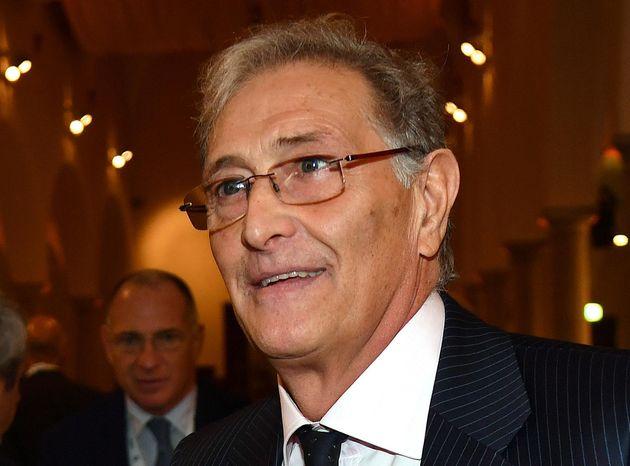 Il direttore Esecutivo dell'Agenzia Europea dei Medicinali Guido Rasi all'incontro