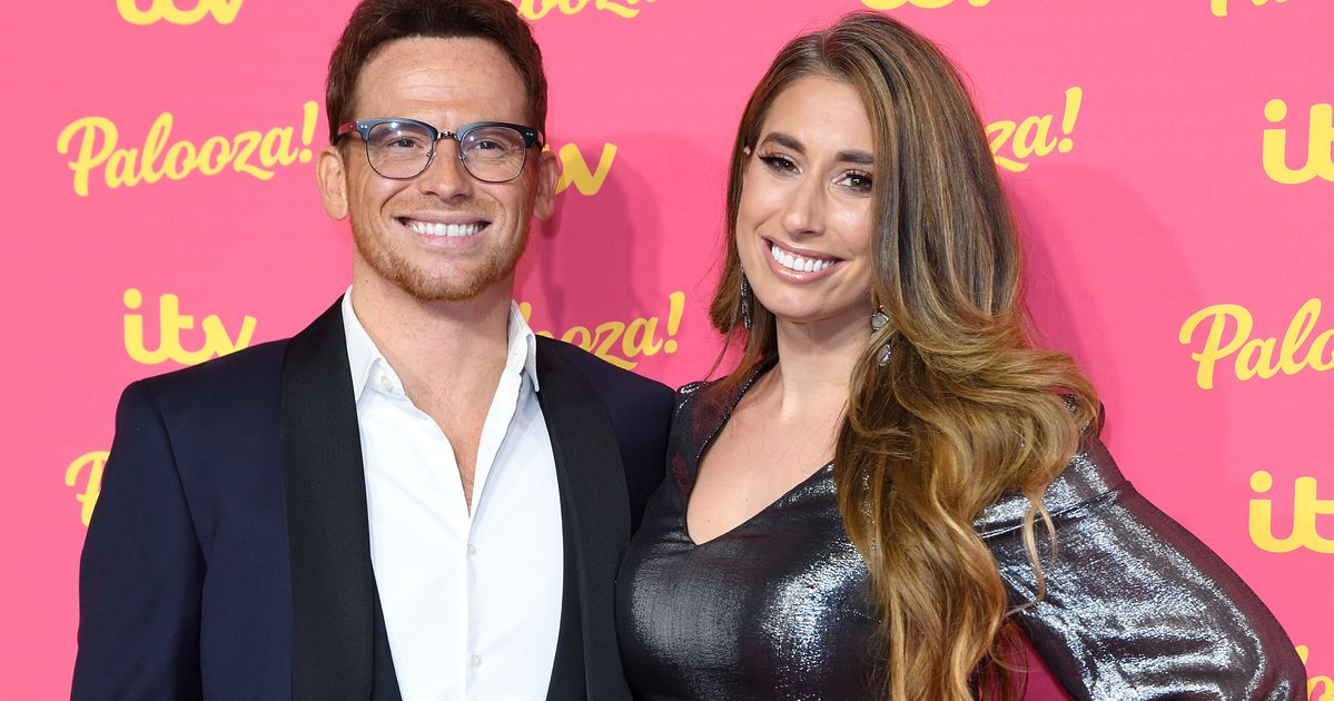 Stacey Solomon And Joe Swash Announce Baby News In Sweetest Way