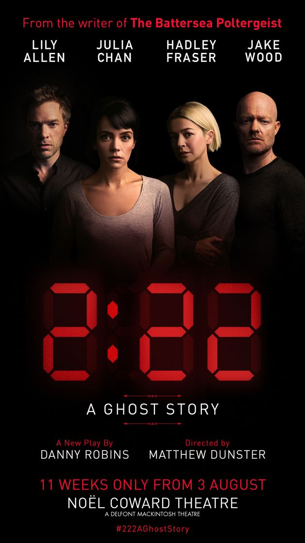 2.22 – A Ghost Story comes to the West End this