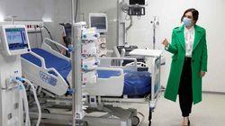 El Zendal trasladó a uno de cada cuatro pacientes críticos a otros hospitales madrileños durante la