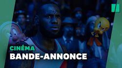 LeBron James face au match de sa vie dans la nouvelle bande-annonce de