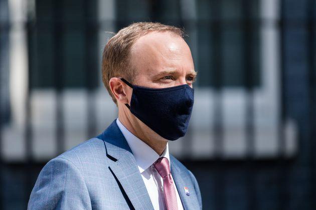 Matt Hancock Denies Lying To Boris Johnson About Covid