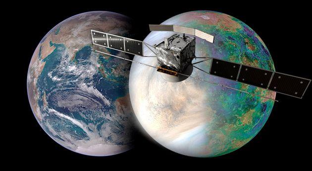 La sonde EnVision cherchera à déterminer pourquoi Vénus est devenue si différente de la