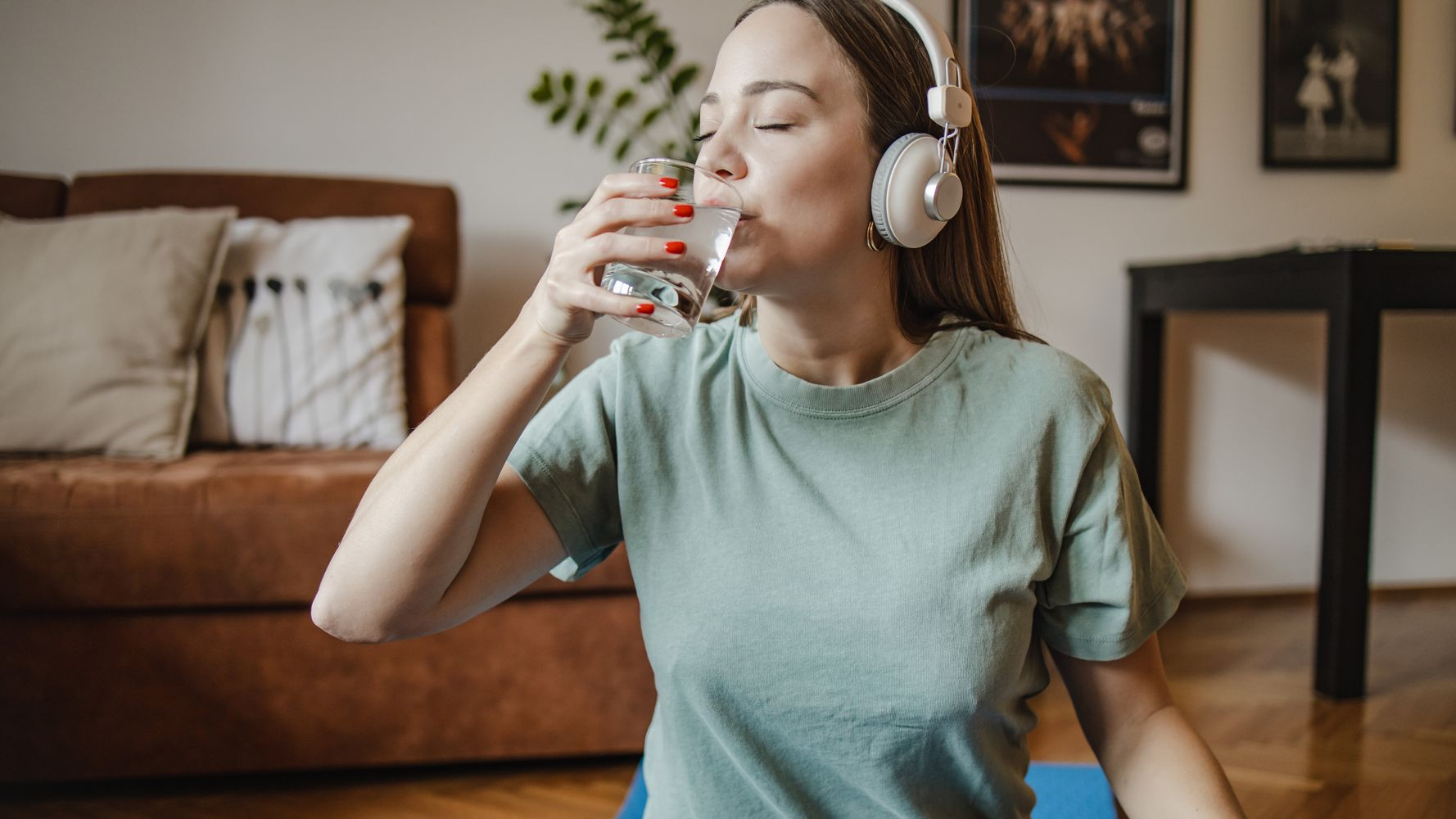 There's A Technique To Drinking Water That'll Keep You Hydrated