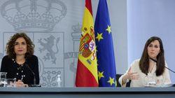 Montero y Belarra chocan por el regreso de Puigdemont a