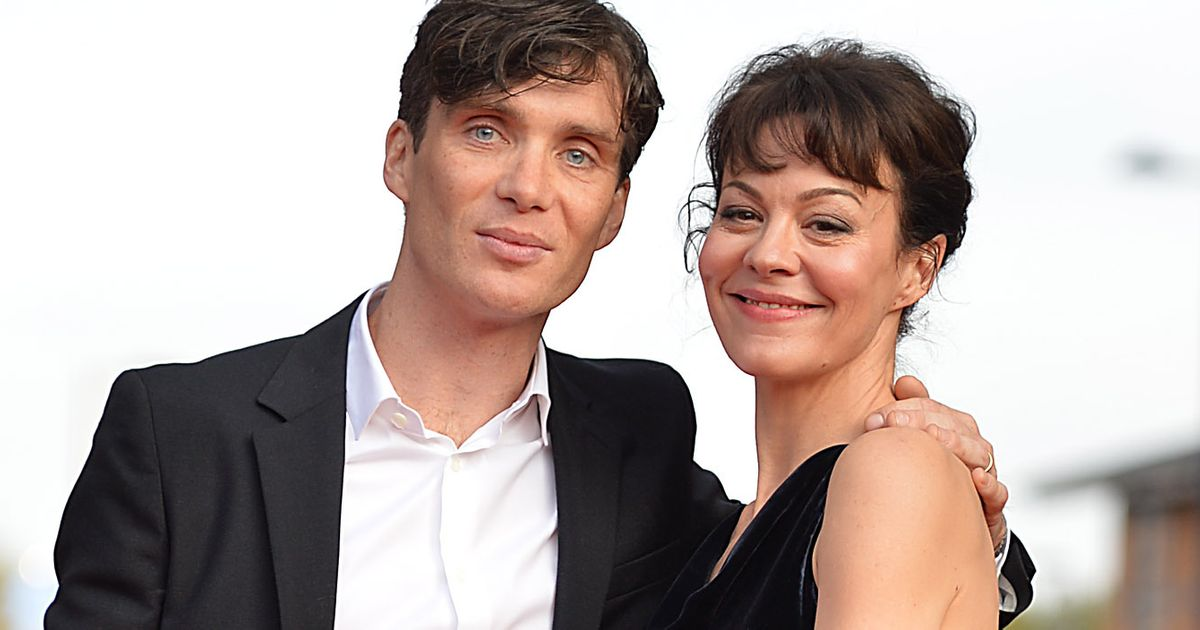 Cillian Murphy Says Filming Peaky Blinders Without Helen McCrory Was 'Desperately Sad'