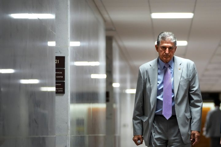Sen. Joe Manchin announced that he will not support the For the People Act, the voting rights legislation that Democrats are