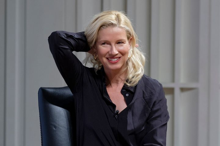 La presentadora de TVE Anne Igartiburu.