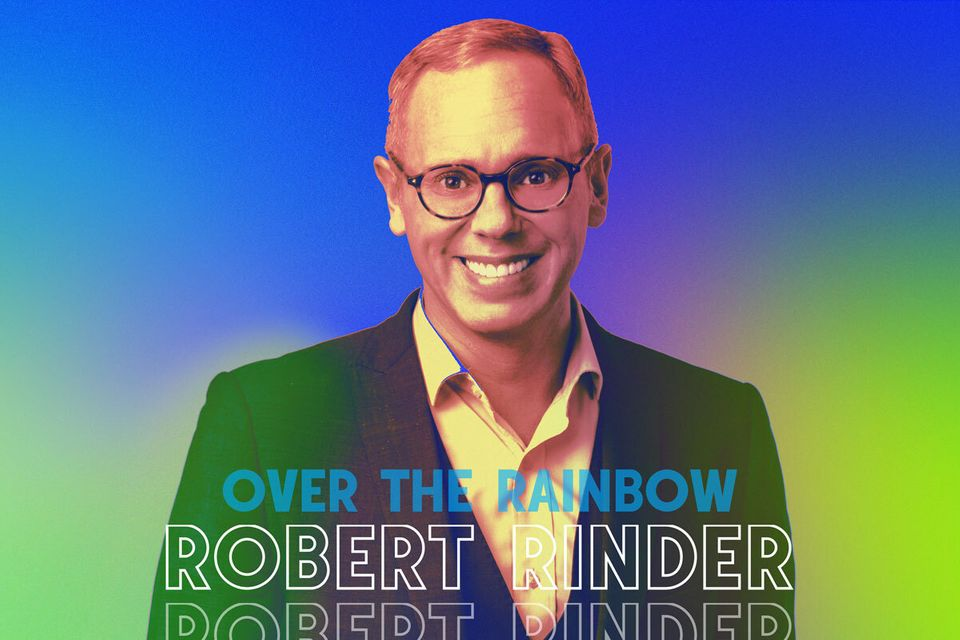 Robert Rinder: 'Pride Isn't Just About The Past Or Present – The Future Is Full Of