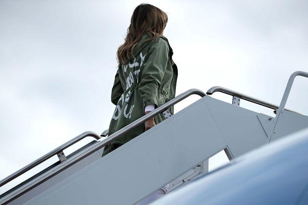 Jill Biden Hailed As 'Queen Of Shade' For Perceived Diss Of Melania