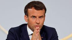 El hombre que abofeteó a Macron pasará al menos cuatro meses en