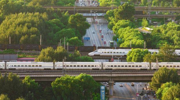 Treni ad alta velocità a