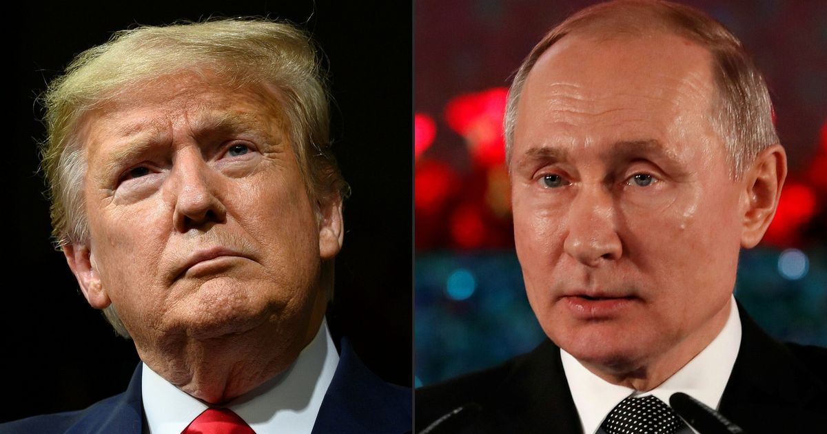 Trump Reminds Us That He Trusts Putin More Than US Intelligence