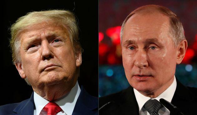 Donald Trump and Vladimir