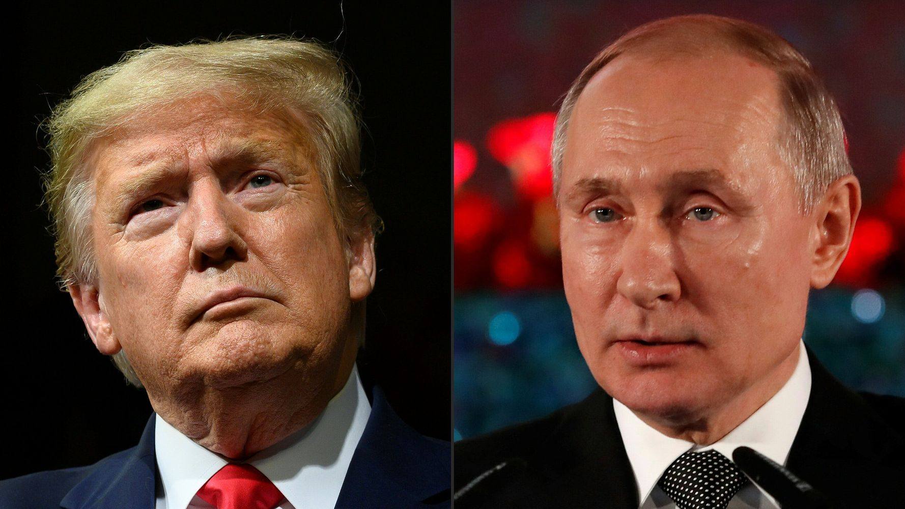 Trump Reminds Us That He Trusts Vladimir Putin More Than U.S. Intelligence