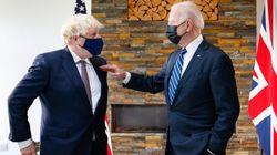 Biden advierte a Johnson de que no arriesgue la paz en Irlanda del Norte a causa del
