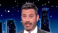 Jimmy Kimmel Finds A Reason To Remember Trump Days