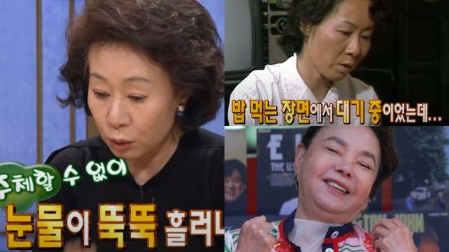 윤여정-김수미