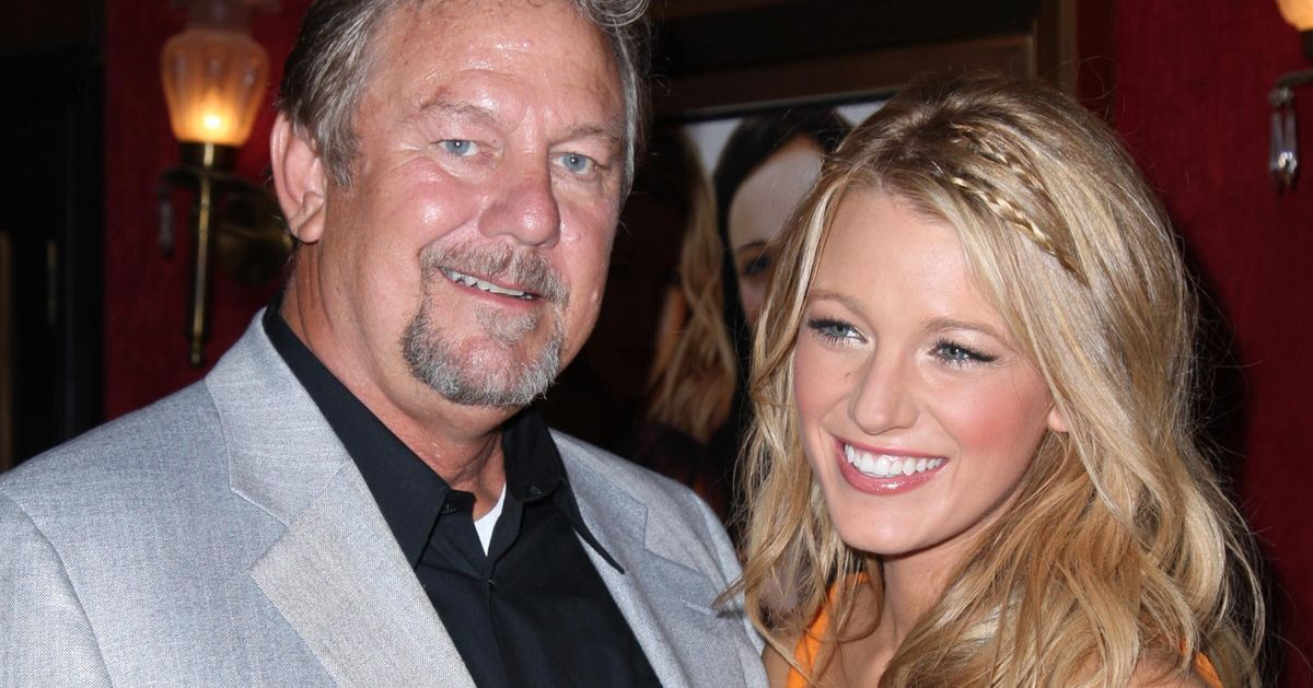 Blake Lively Pays Tribute To Actor Father Ernie Following His Death, Aged 74