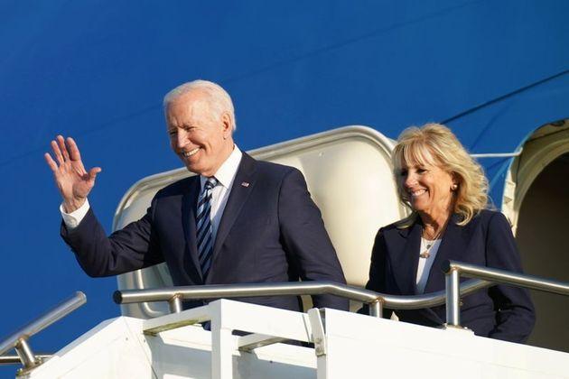 Joe Biden, presidente de