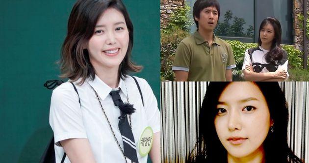 배우 채정안은 드라마 '커피프린스 1호점'에서 이선균과 연인 사이를