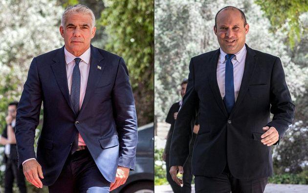 La coalizione di Lapid e Bennet alla prova del voto. Non sarà una