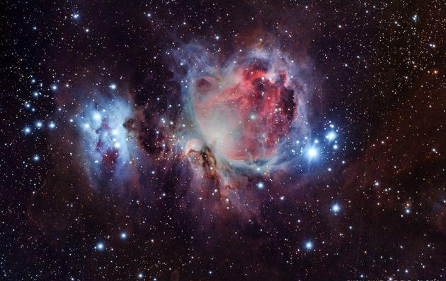 Μυστηριώδες γιγαντιαίο αστέρι αναβοσβήνει κοντά στην καρδιά του