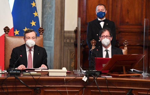Draghi/Garofoli