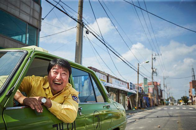 『タクシー運転手