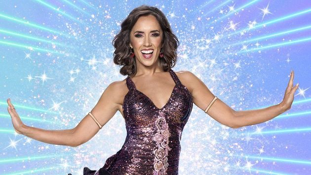 Janette Manrara is the new host of Strictly: It Takes Two