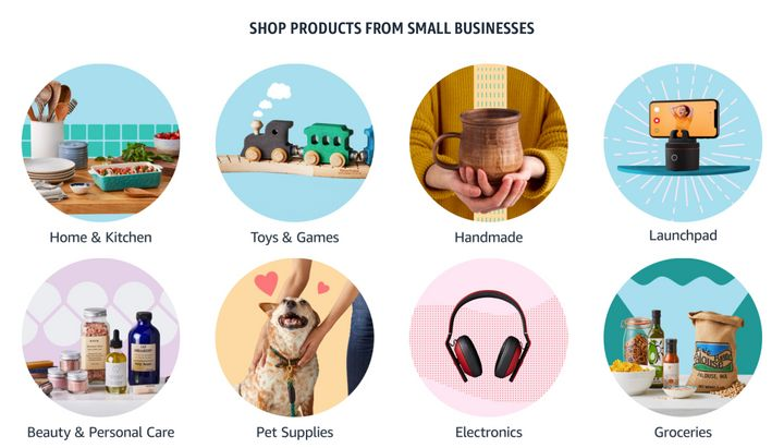 FromMonday June 7 to Sunday June 20, Amazon will offer a £10 credit to use on Prime Day to members who spend £10 on items sold by UK small businesses.