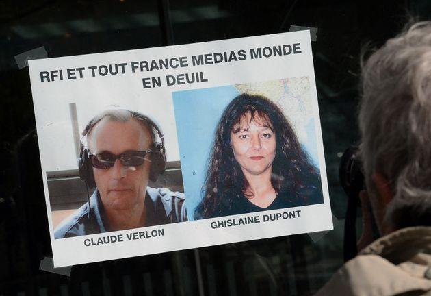 En 2013, Ghislaine Dupont et Claude Verlon, reporters à RFI, avaient été capturés par des jihadistes...