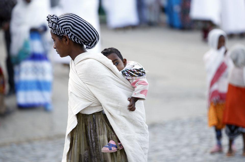Dans le Tigré, courbé par la famine, ils se battent avec du blé et