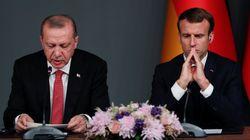 Après des mois d'injures, Macron et Erdogan amorcent une relation plus