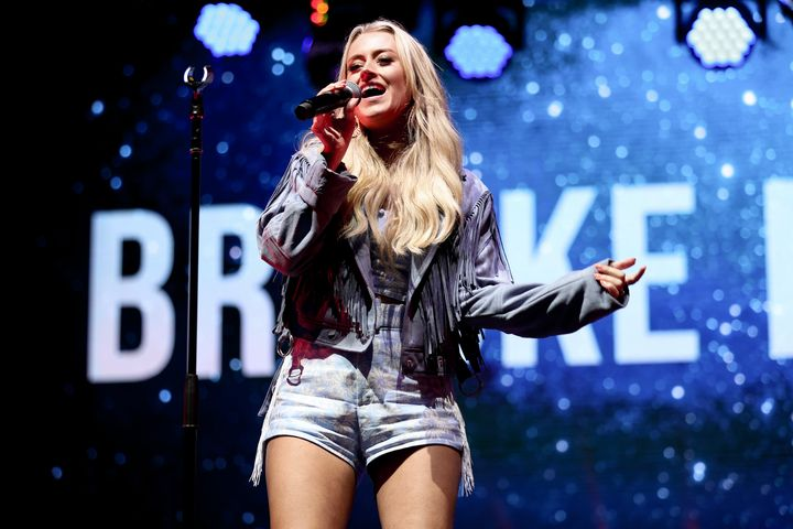 """Country artist Brooke Eden released""""No Shade,"""" her first new single since 2016, in February."""