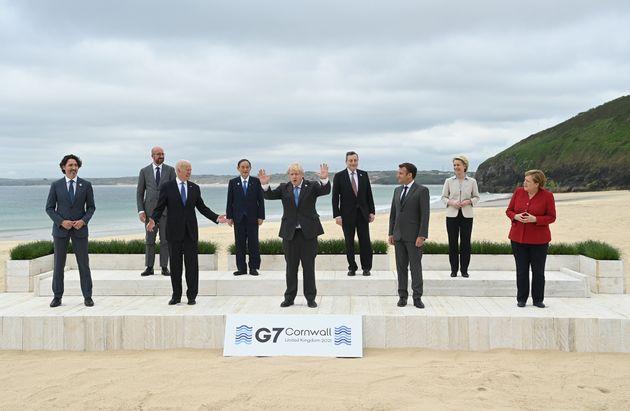 I G7 a Carbis Bay in