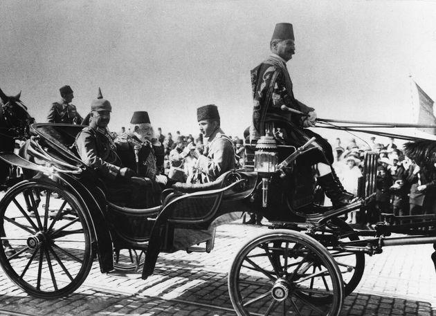 Κωνσταντινούπολη 1917 - Ο...