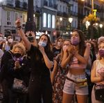España se levanta contra la violencia