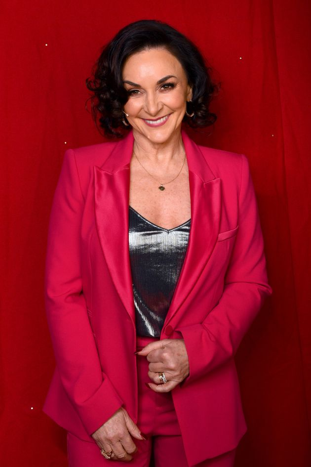Shirley Ballas pictured last year