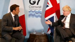 Macron Tells Boris Johnson To 'Keep His Word' And Avoid Sausage