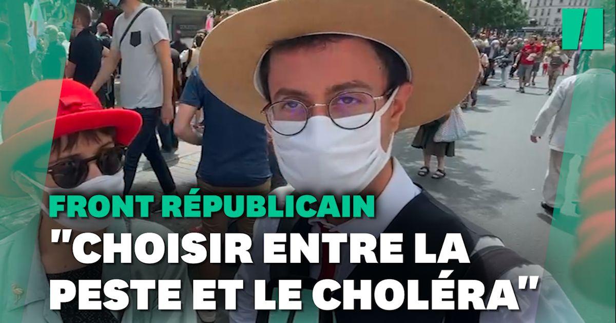 """Le Front républicain ne fait plus recette à la """"Marche des Libertés"""""""