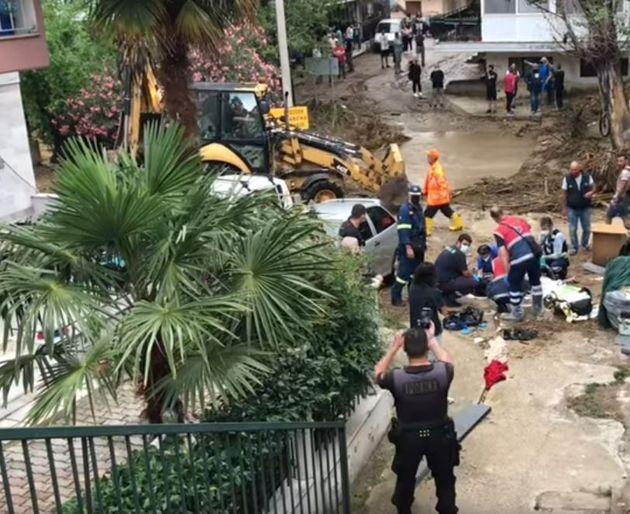 Θεσσαλονίκη: Εντοπίστηκε νεκρός άνδρας που παρασύρθηκε από ορμητικά