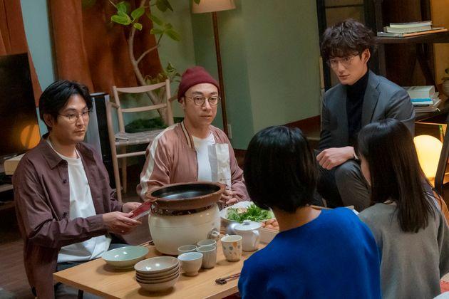 「大豆田とわ子と三人の元夫」2話より