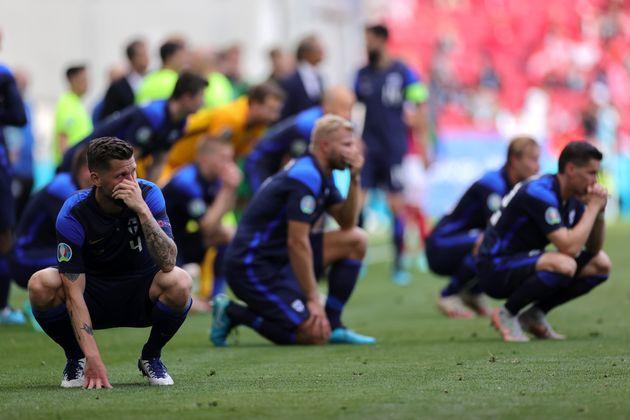 Κρίστιαν Ερικσεν: Τα δέκα λεπτά που κόπηκε η ανάσα του ποδοσφαιρικού
