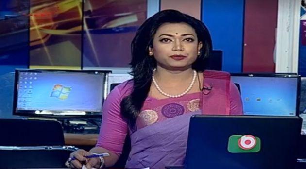 방글라데시 첫 트랜스젠더 앵커인 타쉬누바 아난