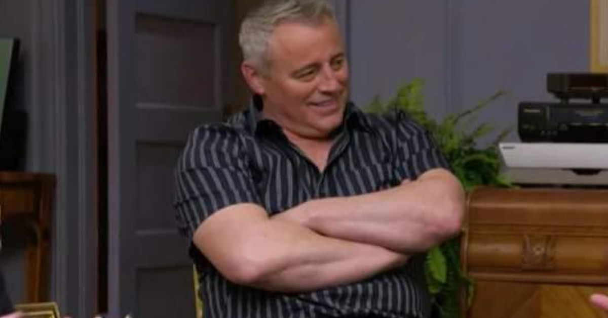 Don't Worry Folks, Matt LeBlanc Saw The Funny Side Of Your Friends Reunion Memes