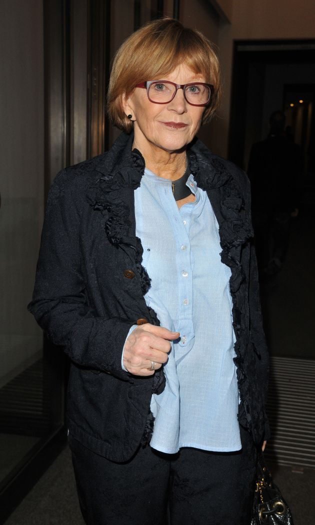 Anne Robinson pictured in 2017