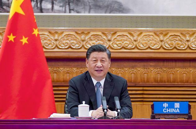 Il presidente cinese Xi